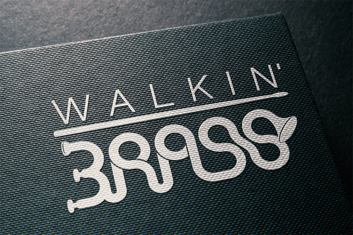 Logo Walkin Brass